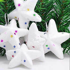 voordelige Kerstdecoraties-Piepschuim Kerstboom Kunstbloemen