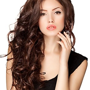 cheap Human Hair Wigs-Remy Human Hair Glueless Full Lace Glueless Lace Front Full Lace Wig style Brazilian Hair Body Wave Wig 130% 150% 180% Density with Baby Hair Natural Hairline African American Wig 100% Hand Tied
