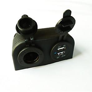 cheap Makeup Brush Sets-LOSSMANN Car Car Charger 2 USB Ports for 5 V
