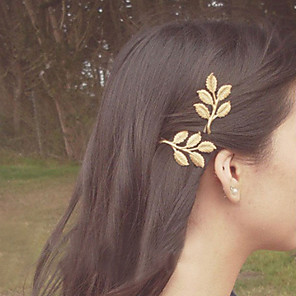 cheap Hair Jewelry-Women's Party Alloy Hair Jewelry Hair Charms