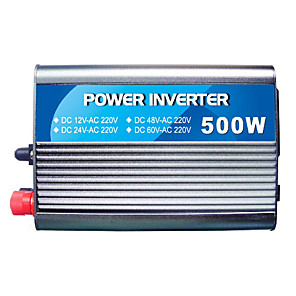 cheap Vehicle Power Inverter-Meind 500W Power Inverter Power Converter Correction Sine Wave 12V to 220V