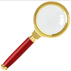 cheap Magnifying Glasses-High Definition 10 Magnifiers / Magnifier Glasses Metal