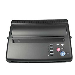 cheap Tattoo Transfers & Supplies-BaseKey Professional Transfer Machine(Black)M01