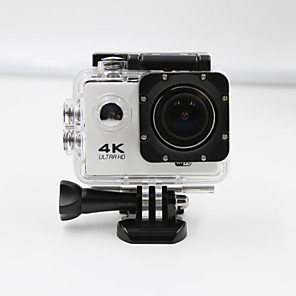 cheap Sports Action Cameras-H9K Sports Action Camera Gopro Gopro & Accessories Outdoor Recreation vlogging Waterproof / WiFi / USB 32 GB 60fps / 30fps / 24fps 12 mp No 2592 x 1944 Pixel / 3264 x 2448 Pixel / 2048 x 1536 Pixel
