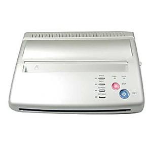cheap Professional Tattoo Kits-BaseKey Professional Transfer Machine(White)M02