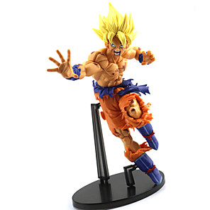 cheap Anime Costumes-Anime Action Figures Inspired by Dragon Ball Cosplay PVC(PolyVinyl Chloride) 22 cm CM Model Toys Doll Toy