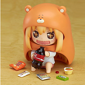 cheap Stuffed Animals-Anime Action Figures Inspired by Himouto Cosplay PVC(PolyVinyl Chloride) 10 cm CM Model Toys Doll Toy Boys' Girls'