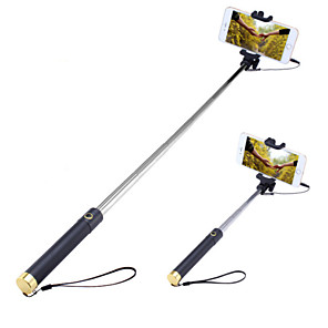 cheap Mobile Phone Sterilizer-Selfie Stick with A Built-in Remote Shutter Mini3 Extendable Handled Stick Designed for IOS, Android Smartphones