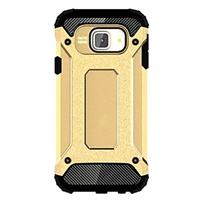 cheap Samsung Case-Case For Samsung Galaxy A7(2016) / A5(2016) / A3(2016) Shockproof Back Cover Armor PC