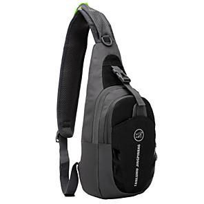 cheap Running Bags-TANLUHU Shoulder Messenger Bag Chest Bag Running Pack 5 L for Cycling / Bike Sports Bag Multifunctional Waterproof Portable Nylon Men's Women's Running Bag