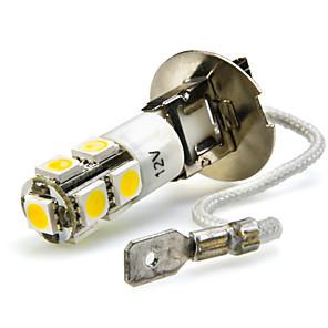 cheap Car Fog Lights-2pcs H3 Car Light Bulbs 7 W SMD 5050 680 lm 7 LED Fog Lights For universal / Volkswagen Passat / All Models / Passat B5 All years
