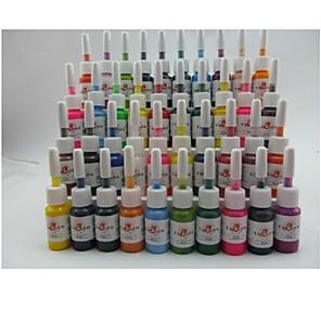 cheap Tattoo Ink-BaseKey Tattoo Ink 40 x 5 ml Professional - Multi-Color