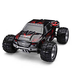cheap RC Cars-RC Car WLtoys A979 2.4G Buggy (Off-road) / Off Road Car / Drift Car 1:18 Brush Electric 50 km/h Rechargeable / Remote Control / RC / Electric