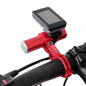 cheap Mounts & Holders-Bike Phone Mount Adjustable Rotatable Universal for Road Bike Mountain Bike MTB Aluminium Alloy iPhone X iPhone XS iPhone XR Cycling Bicycle Silver Red Blue 1 pcs