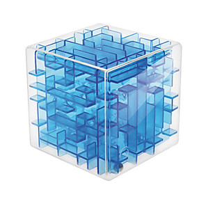 cheap Maze & Sequential Puzzles-Maze 3D Maze Puzzle Box Professional Level Speed ABS for Kid's Adults'