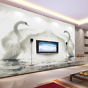 cheap Wall Murals-Painting Home Decoration Contemporary Wall Covering Material Adhesive required Mural, Room Wallcovering