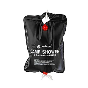 cheap Bathroom Gadgets-Solar Shower Bag Solar Powered Emergency Multi Function PVC(PolyVinyl Chloride) Hiking Camping Outdoor Travel 1 pcs