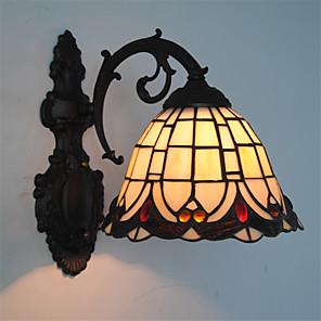 cheap Indoor Wall Lights-Tiffany Wall Lamps & Sconces Metal Wall Light 110-120V / 220-240V Max 60W