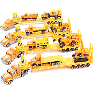 cheap Toy Trucks & Construction Vehicles-DiBang Toy Truck Construction Vehicle Fun Plastic Metal for Kid's Child's Unisex Boys' Girls'