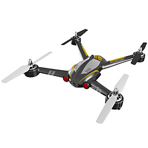 cheap RC Drone Quadcopters & Multi-Rotors-RC Drone WLtoys X252 4CH 6 Axis 2.4G RC Quadcopter FPV / One Key To Auto-Return / Auto-Takeoff RC Quadcopter / Remote Controller / Transmmitter / Camera / Headless Mode / 360°Rolling / Hover