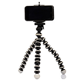 cheap Synthetic Trendy Wigs-Mini Tripod Bracket Portable Flexible Mobile Phone Holder Smartphone Tripods Foldable Desktop Stand For iPhone Samsung Huawei Xiaomi