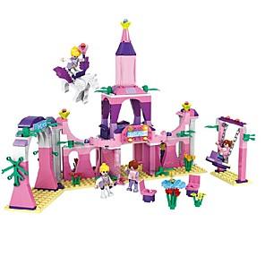 cheap Building Blocks-Building Blocks Military Blocks Educational Toy Kid's Adults' Boys' Girls' 346 pcs