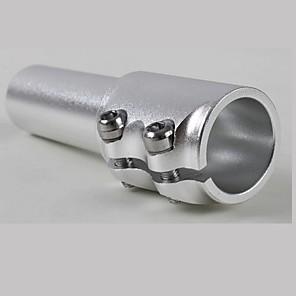 cheap Novelties-Bike Durable Stem Increased Control Tube Riser Up Extension Heads Adapter Aluminum Alloy Bike Fork Stem Extender Handlebar