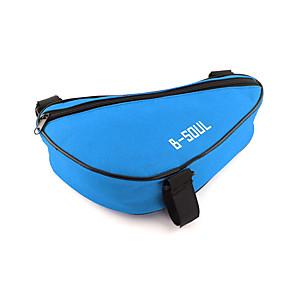 cheap Bike Frame Bags-B-SOUL Bike Frame Bag Top Tube Triangle Bag Multifunctional Waterproof Zipper Wearable Bike Bag Nylon Bicycle Bag Cycle Bag Cycling / Bike