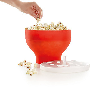 cheap Kitchen Utensils & Gadgets-Foldable Sincone Popcorn Maker Microwave Cooking Tools