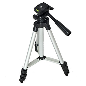 cheap Phone Mounts & Holders-Aluminium 4 sections Cellphone Tripod