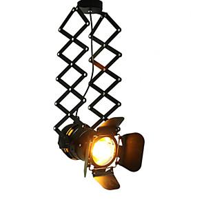 cheap Spot Lights-14(5.5'') Mini Style Spot Light Metal Painted Finishes Retro 110-120V / 220-240V