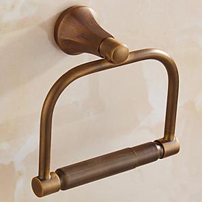 cheap Faucet Accessories-Toilet Paper Holder Antique Brass 1 pc - Hotel bath