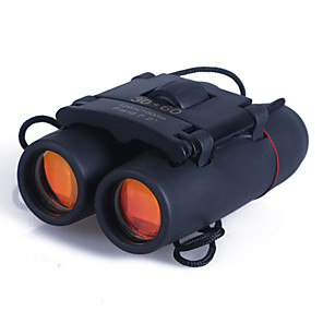 cheap Level Measuring Instruments-30 X 60 mm Binoculars High Definition Portable Wide Angle BAK4 Camping / Hiking Hunting Climbing Night Vision Plastic