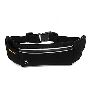 cheap Running Bags-Running Belt Fanny Pack Armband for Running Sports Bag Multifunctional Waterproof Phone / Iphone Nylon Unisex Running Bag / iPhone 8/7/6S/6