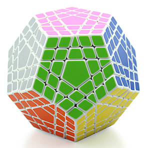 cheap Magic Cubes-Speed Cube Set 3*3*3 4*4*4 5*5*5 Magic Cube IQ Cube Shengshou Megaminx 5*5*5 Magic Cube Educational Toy Stress Reliever Puzzle Cube Professional Level Speed Professional Birthday Kid's Adults