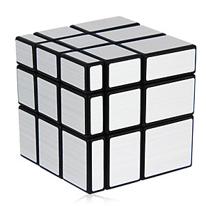 cheap Magic Cubes-Speed Cube Set Magic Cube IQ Cube Shengshou Mirror Cube 3*3*3 Magic Cube Stress Reliever Puzzle Cube Professional Level Speed Professional Classic & Timeless Kid's Adults' Children's Toy Boys' Girls'