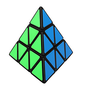 cheap Magic Cubes-Speed Cube Set Magic Cube IQ Cube shenshou Pyramid 3*3*3 Magic Cube Stress Reliever Puzzle Cube Professional Level Speed Professional Classic & Timeless Kid's Adults' Children's Toy Boys' Girls' Gift