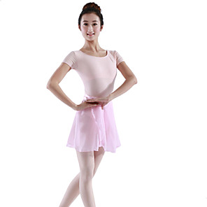 cheap Kids' Dancewear-Ballet Skirt Women's Chiffon