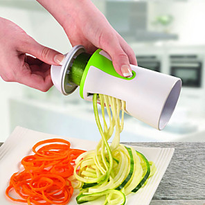 cheap Ice Tools-Vegetable Spiralizer Fruit Grater Spiral Slicer Cutter Spiralizer for Carrot Cucumber Kitchen