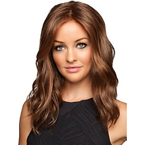 cheap Human Hair Wigs-16 26 inch 100 unprocessed brazilian virgin human hair wig 4 color big wave full lace wigs