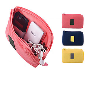 cheap Storage & Organization-Plastic Novelty Multi-functional Home Organization, One-piece Suit Ear Phone Bag Organizers Storage Bags