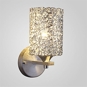 cheap Indoor Wall Lights-CXYlight Modern / Contemporary Wall Lamps & Sconces Metal Wall Light 110-120V / 220-240V Max 60W