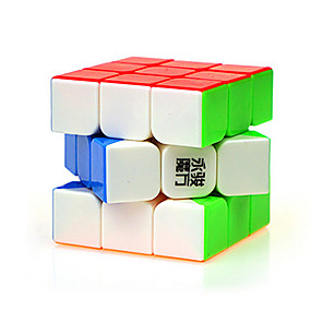 cheap Magic Cubes-Speed Cube Set Magic Cube IQ Cube YONG JUN 3*3*3 Magic Cube Stress Reliever Puzzle Cube Professional Level Speed Professional Classic & Timeless Kid's Adults' Children's Toy Boys' Girls' Gift