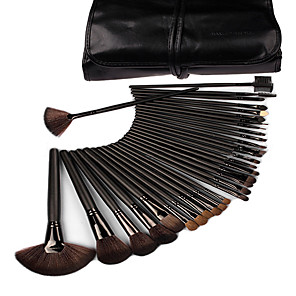cheap Makeup Brush Sets-32pcs-blush-brush-eyeshadow-brush-brow-brush-eyeliner-brush-others-professional-travel-full-coverage-wood-others