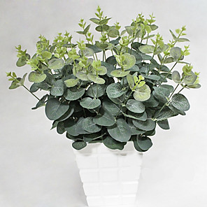 cheap Artificial Plants-Silk Pastoral Style Tabletop Flower 1