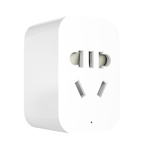 cheap Others-Original Xiaomi Mi Smart WiFi Socket - ZigBee Version APP Remote Control Timing Plug Electricity Statistics Protection