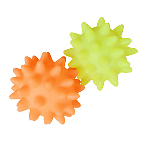 cheap Pet Supplies-Ball Chew Toy Squeaking Toy Interactive Toy Dog Toy Pet Toy Squeak / Squeaking Thrust Rubber Gift