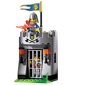 cheap Building Blocks-Building Blocks Military Blocks Construction Set Toys Castle Soldier compatible Legoing Novelty Boys' Girls' Toy Gift / Educational Toy