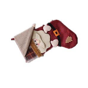 cheap Balloons-Socks Santa Suits Textile Cotton Adults' Boys' Girls' Toy Gift