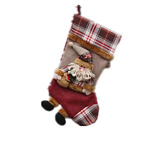 cheap Balloons-Santa Suits Textile Cloth Boys' Girls' Toy Gift 1 pcs
